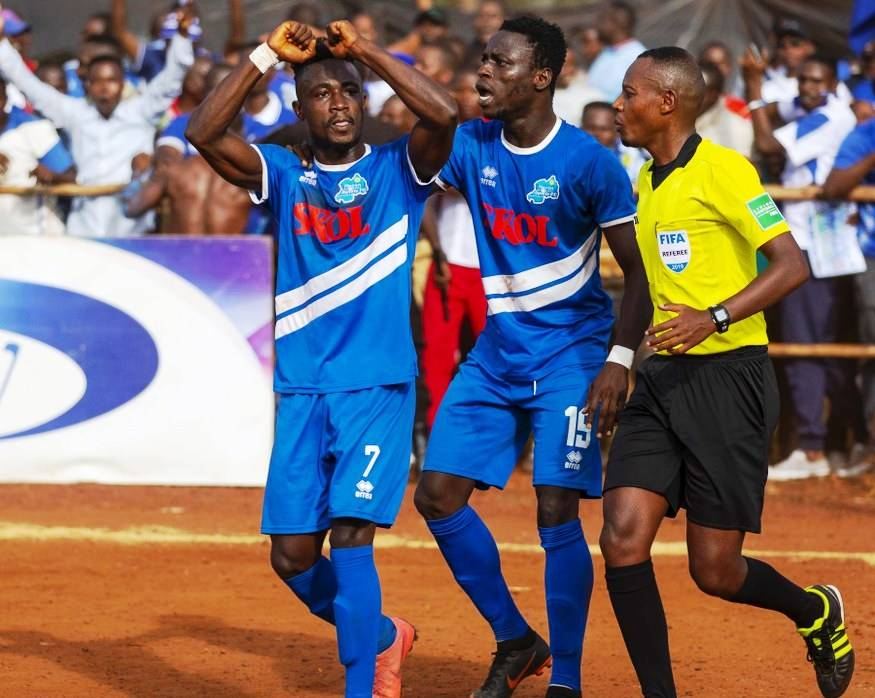 Rayon Sports FC Clinches Top Football League Title