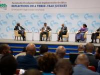 """Africa """"Likely To Meet Only 3 of 17"""" UN Development Goals By 2030"""