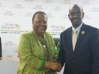 South Africa, Rwanda Top Diplomats Meet In Niger