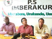 'Giving' Green Party And PS-Imberakuri Gov't Positions Would Advance Constitutional Rule