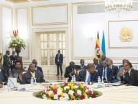 "Quadripartite Summit In Angola Claims There Is ""Peaceful Climate"" In Region"
