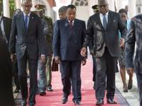 Eastern Congo Lawmakers File Parliamentary Motion To Confirm Arrival Of Regional Forces