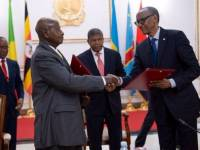 My Disagreement With Kagame Is Not For Media – Museveni