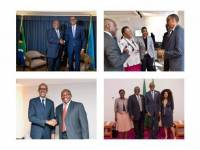 Kagame Meets South Africa's Ramaphosa For Sixth Time In Less Than Two Years