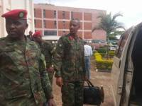 Jailed ex-Presidential Guard chief Byabagamba 'Attempted to Escape' from Prison