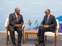 Kagame, South Africa's Ramaphosa Meet For 7th Time In Two Years
