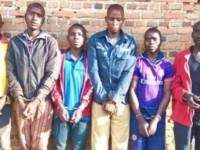 80 Year-Old Woman Arrested Among Suspected Thieves In Kamonyi