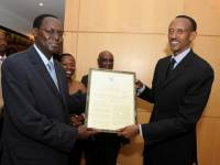 Ex-Justice Minister Appointed By President Kagame As New Chief Justice