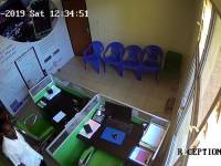 CCTV Cameras Capture Man Who Had Been Suspected for Long