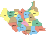 South Sudan Protagonists Cannot Agree on Whether to Have 32 States, 23 States or 10 States