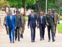 New Order Sets Fixed Term of Office for Top Military Generals