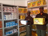 "Gasabo District Opens ""Irondo Shop"" Where Communal Security Guards Buy Supplies at 30% Less Cost"