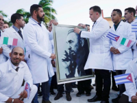 Cuban Doctors Head to Italy Battle Coronavirus