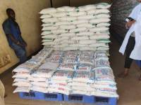 Private Sector Collects Over 40 Tons of Food for Coronavirus Lockdown Distribution