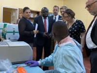 Rwanda, EAC Neighbors Acquire Coronavirus Diagnosis Equipment