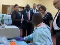 Rwanda, EAC Neighbors Acquire Coronavirus Diagnosis Equipment