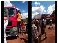 Tanzanian Drivers Refuse to Hand Over Trucks at Rwanda Border