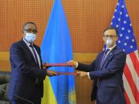 Rwanda, U.S. Sign New Agreement on How American Troops Will be Treated