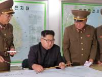 Chairman Kim Goes Back on Script