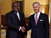 """Belgian King Regrets Colonial """"Acts of Violence"""" in DR Congo"""