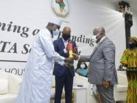 Ghana Hands over AfCFTA Headquarters to African Union