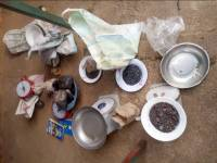 Officials Confiscate 80 Kilograms of Coltan Found in Homes