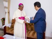 Incoming Cardinal Kambanda Hosts UAE Envoy Following Historic Pope Visit