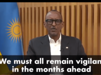 Kagame's 1.49 mins New Year Address, Opposition Green Party Also Makes Case