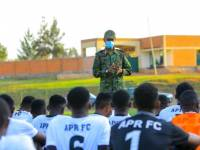 Army General Apologises for APR FC Loss to Kenyan Champions