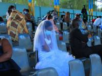 President Kagame: Couple Seen in Viral Photos Was a Faked Wedding