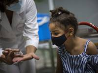 Cuba is Vaccinating Toddlers With its Own Vaccine